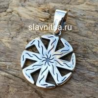 Славянские обереги с символом Коловрат
